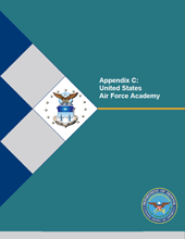 Cover of Appendix C: United States Air Force Academy