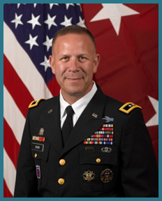 Major General Jeffrey J. Snow