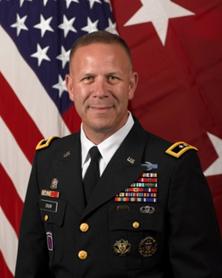 Major General Jeffrey J. Snow