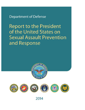 FY14 DoD Report to POTUS TOC SAPRO