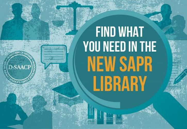 New SAPR Library - Find What You Need